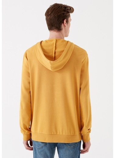 Mavi Sweatshirt Hardal
